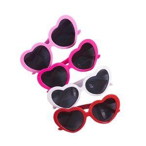 Baby Heart Shaped Sunglasses - Brand New